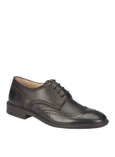 Mercedes Klasik Ayakkabı Siyah